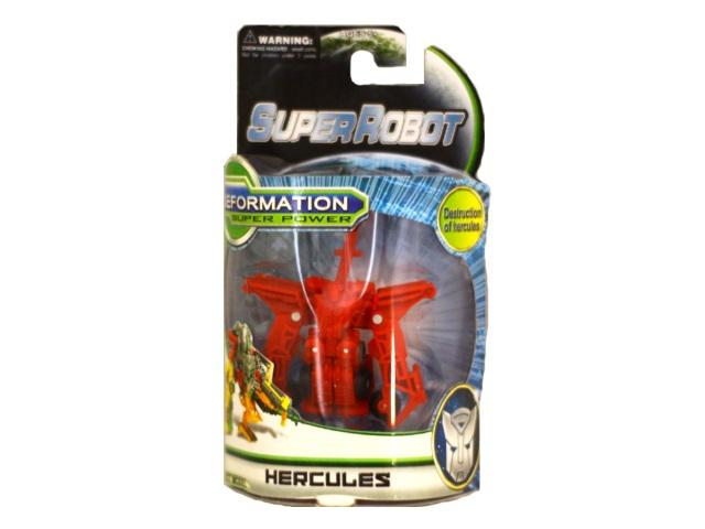 Робот-трансформер Hercules Super Robot 8 см 3215
