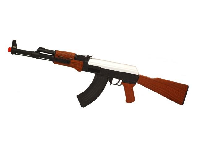 Автомат на пульках 73см Airsoft Gun 171041-3