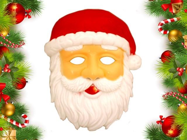 Маска Дед Мороз 180177-7