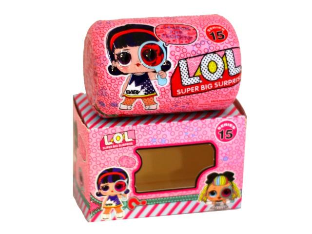 Кукла LOL капсула с аксессуарами А9298