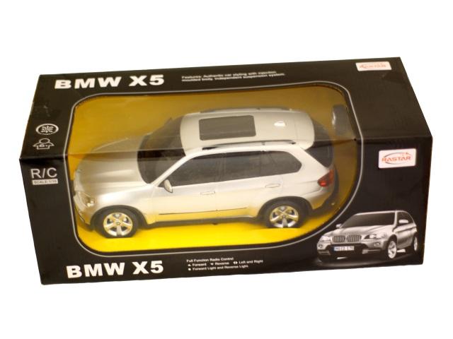 Машина на радиоуправлении БМВ X5 28 см Rastar 23100