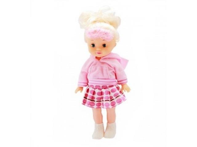 Кукла Милашка 25см в юбочке ДК-5001