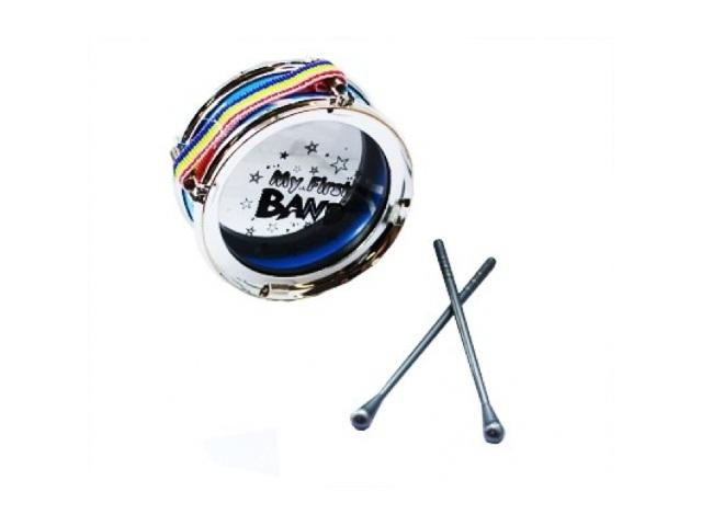 Барабан Звездный 12см ИМ-5704