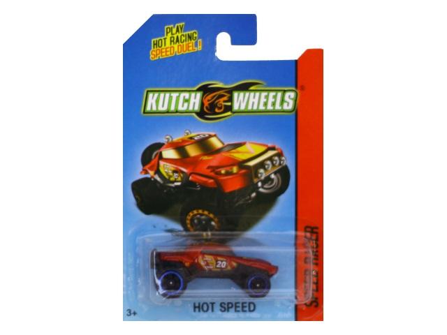 Машина инерционная Kutch Wheels 7см И-8529
