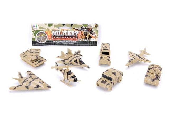 Военный набор  9 предметов 1828-81Н