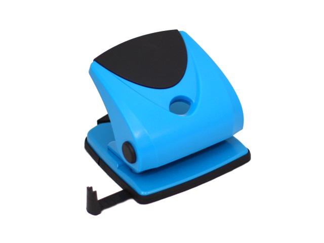 Дырокол на  30л WM пластик синий 062001802