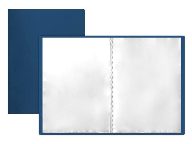 Папка с файлами  10ф А4 WM цветная 0.5мм 056000800