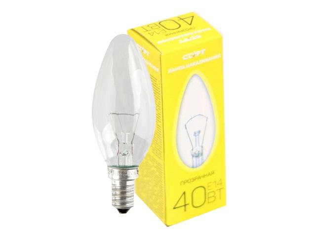 Лампа E14 40W ДС Старт 850056
