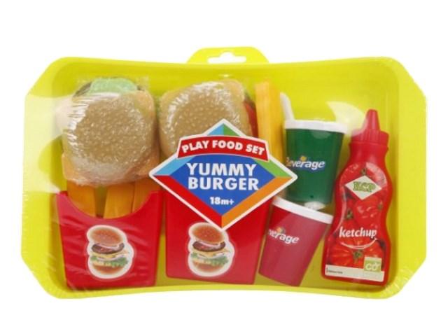 Продукты 25 предметов Любимый гамбургер XG1-6A