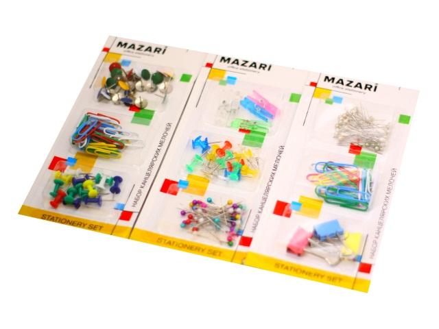 Набор офисный ассорти Mazari M-6871