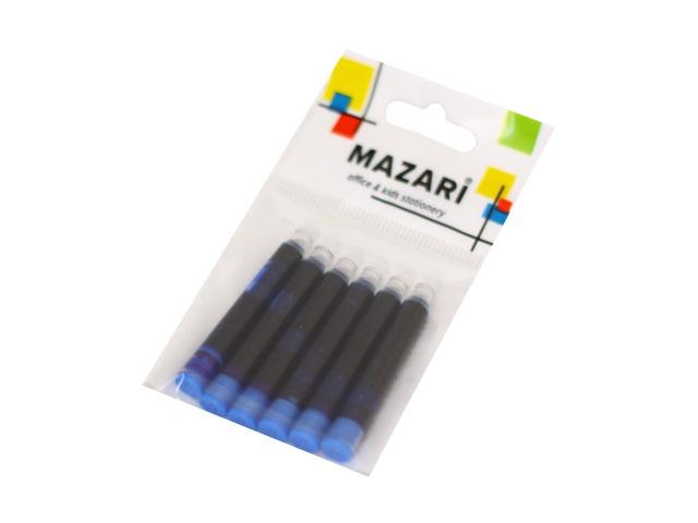 Капсулы  6 шт. Mazari синие М-7941-6орр-70