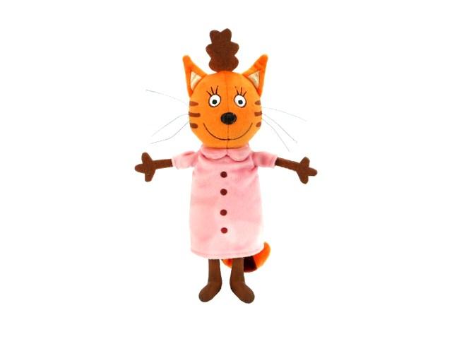 Мягкая игрушка на батарейках Три кота Мама Кошка 20см V92560/18