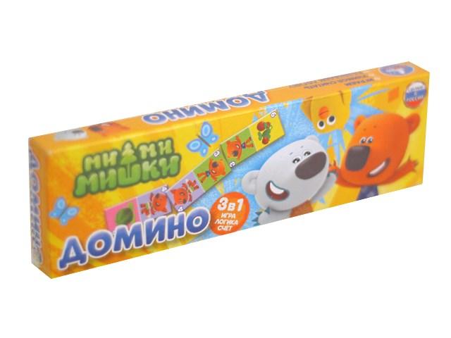 Домино Ми-ми-мишки Умка