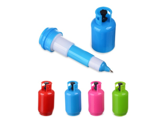 Ручка шариковая-трансформер Mazari Balon синяя 0.7мм M-7377-70
