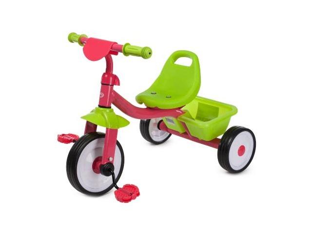 Велосипед 3-колесный розовый CH-08PINK