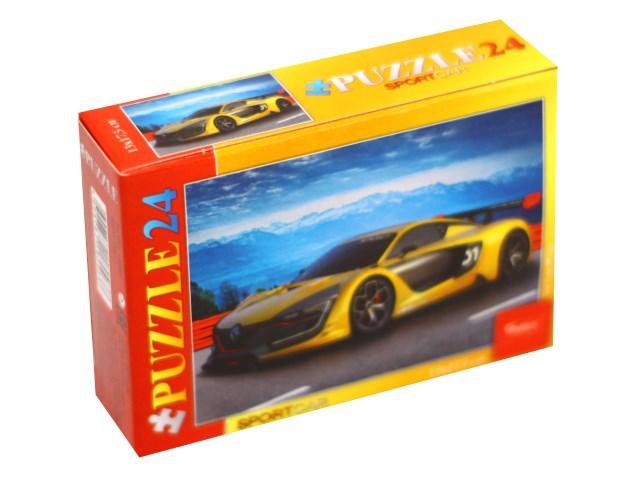 Пазлы   24 детали Hatber Sport Car 24ПЗ5