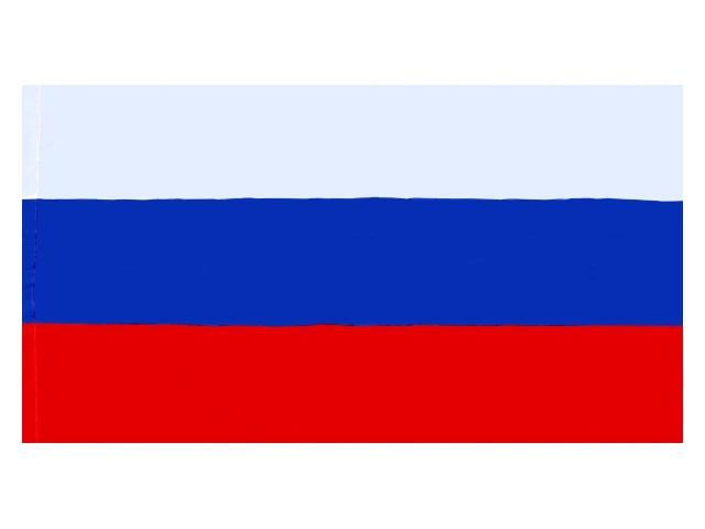 Флаг России 87*145см ФГ-2012
