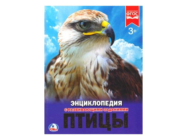 Энциклопедия А4 Птицы Умка 02284