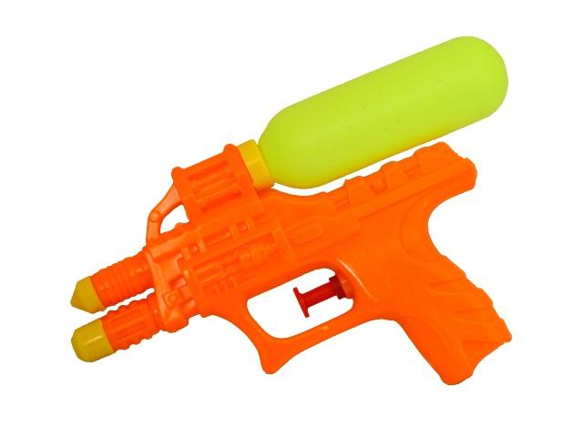 Водяной пистолет- 3 17см Рыжий кот HC099729