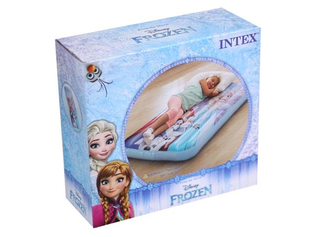Матрац 157*88см Frozen Intex 48776