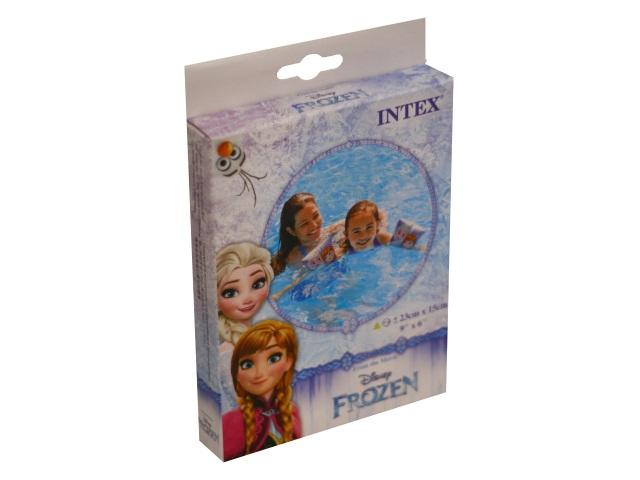 Нарукавники 23*15см Frozen 3-6 лет Intex 56640