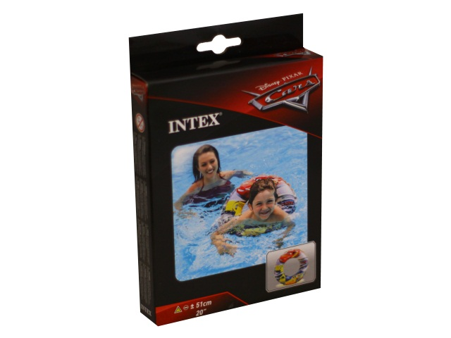 Круг 51см Тачки Intex 58260