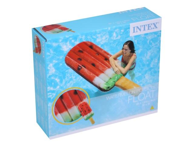Матрац 191*76см Арбузное мороженое Intex 58751