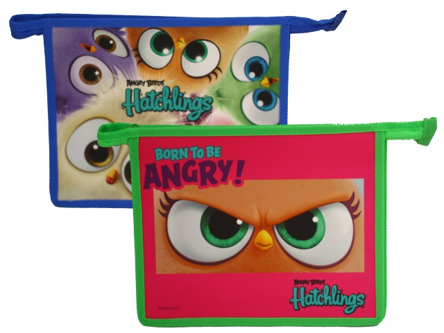 Папка для тетрадей А5 на молнии Stellа by Angry Birds Action! SA-FZA5-2