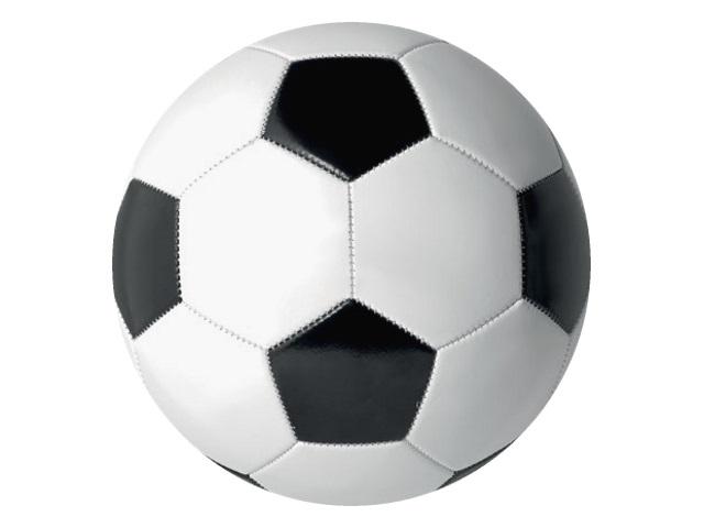 Мяч футбольный микс