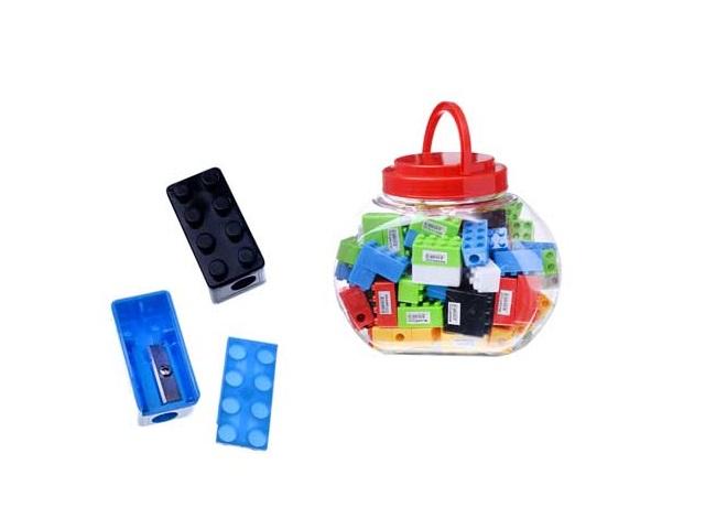 Точилка пластик Mazari Builder M-6680
