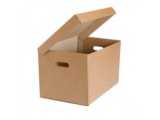 Короб архивный картон 48*32.5*29.5см DeVente 3010430