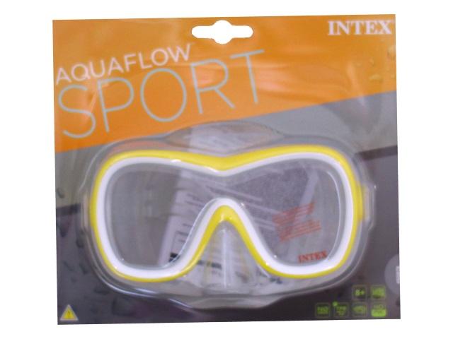 Маска для плавания  8 лет Wave Rider Intex 55978