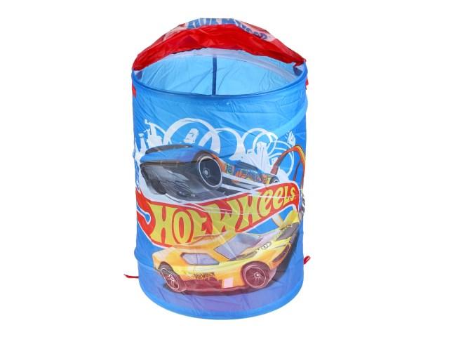 Корзина для игрушек 43*60см Hot Wheels Играем вместе XDP-17920-R