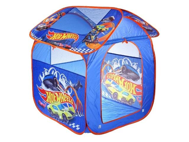 Палатка игровая Hot Wheels 83*105см Играем вместе GFA-HW-R