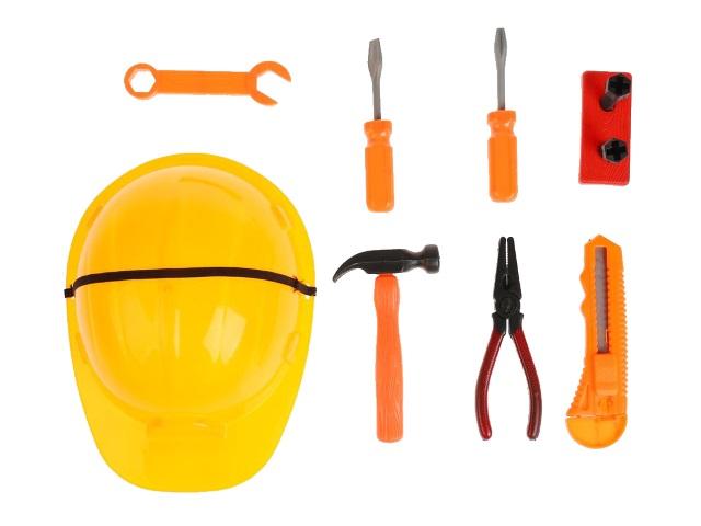 Инструменты 12 предметов с каской YTM9356