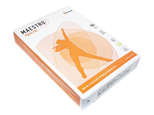 Бумага  А3  80 г/м2 500 л. Maestro Special класс B