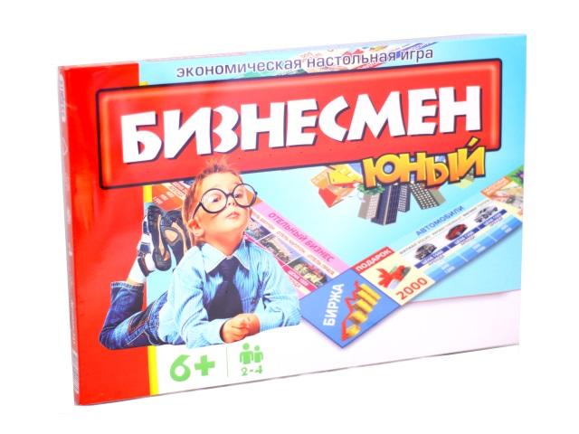 Настольная игра Юный бизнесмен 331
