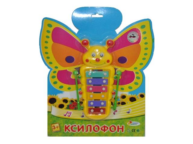 Ксилофон Бабочка Играем вместе B576328-R2