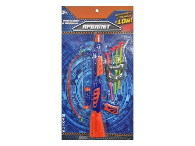 Арбалет со стрелами Играем вместе B643568-R