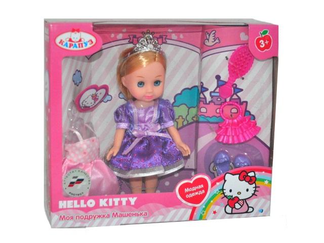 Кукла Машенька 15см Карапуз MARY63010А-HK