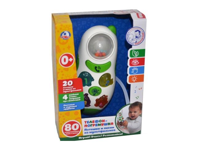 Телефон музыкальный Умка 1507T036-R