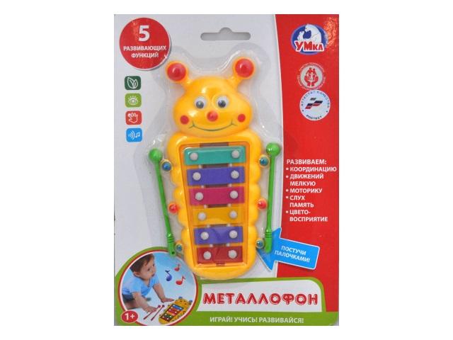Металлофон Умка B437-H29056-R