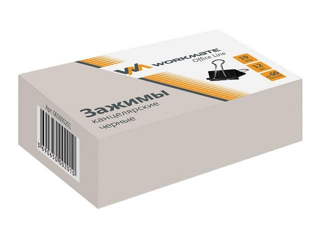 Биндер 19 мм черный WM 065000201