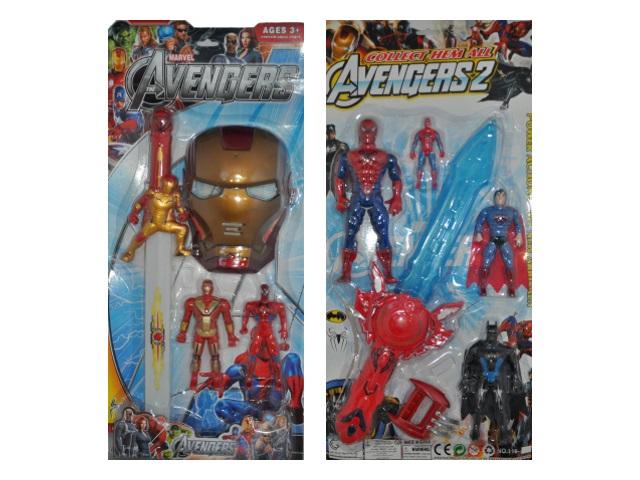 Набор игровой Avengers ассорти