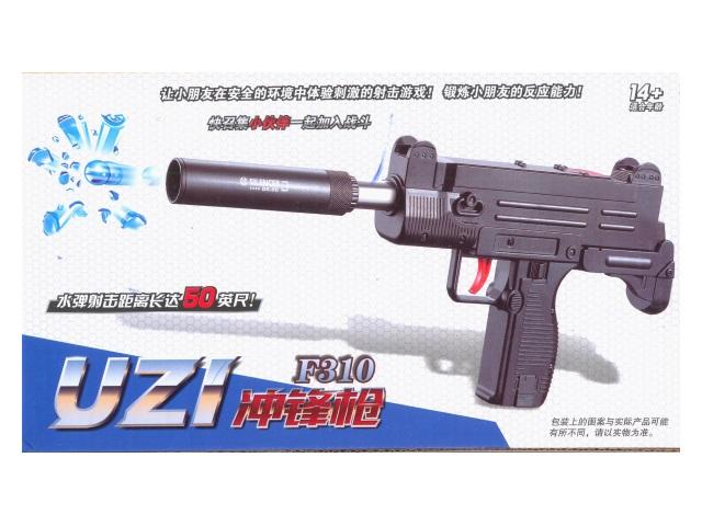 Пистолет на гель пульках 34см F310