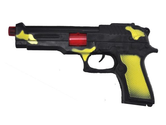 Пистолет трещетка 23см №3