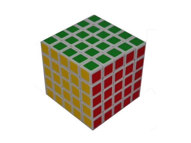 Кубик Рубика 6*6*6см Rubik`s Cube 5 в ряд 8825-1