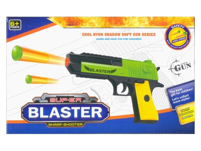 Бластер  3 пули 22см SB221
