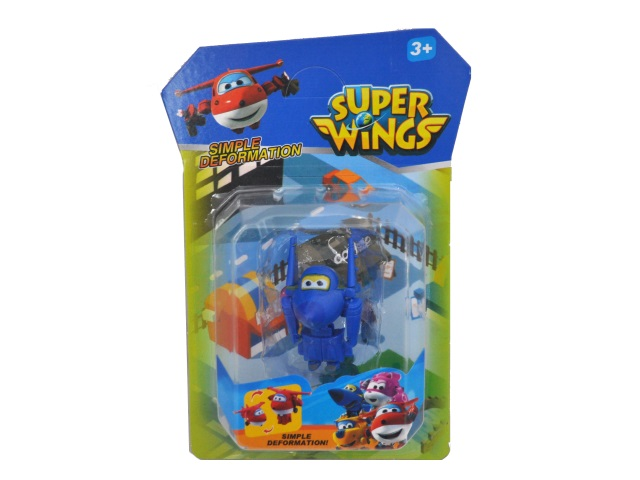 Фигурка-трансформер Super Wings ассорти