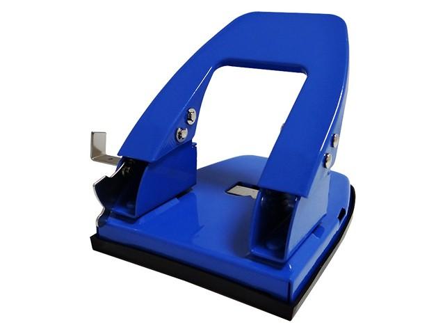 Дырокол на 30 листов металл синий WM 062000102